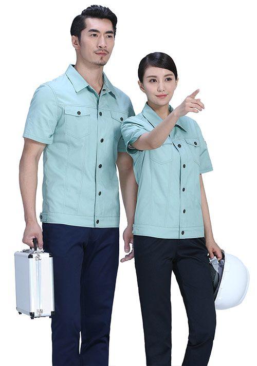 单位夏装工做服定做需要注意哪些?